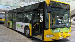 Aerobus at Lisbon Airport
